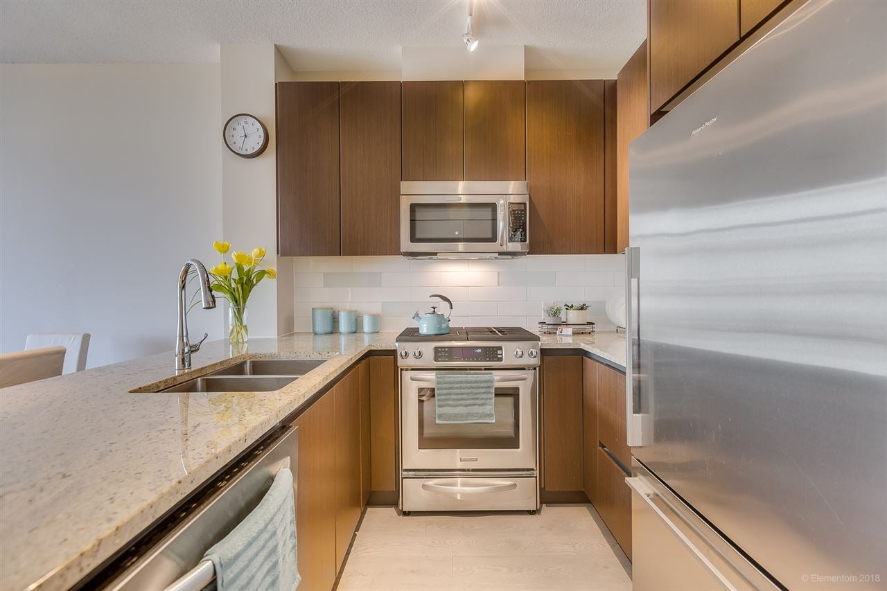 505 135 W 2ND STREET - Lower Lonsdale Apartment/Condo for sale, 1 Bedroom (R2410520) - #3