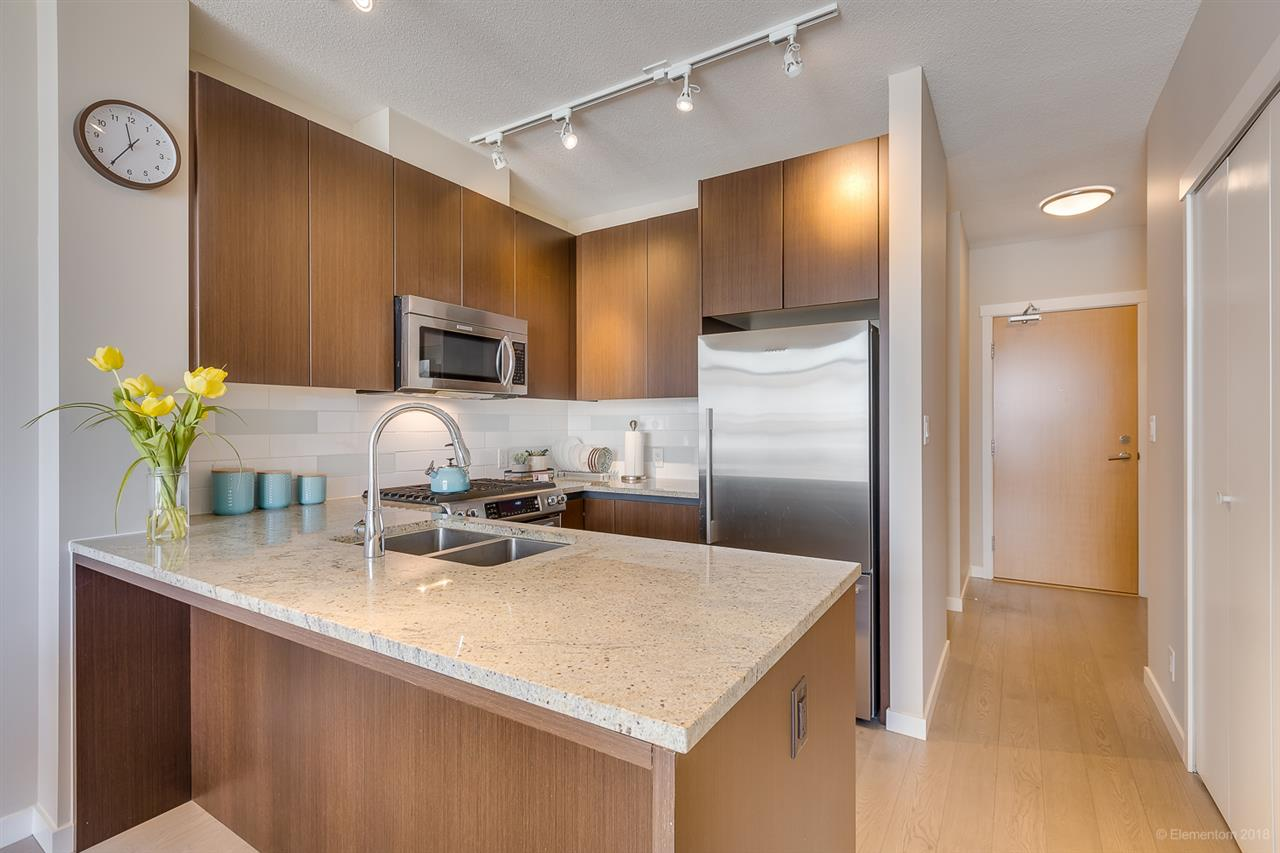 505 135 W 2ND STREET - Lower Lonsdale Apartment/Condo for sale, 1 Bedroom (R2410520) - #4