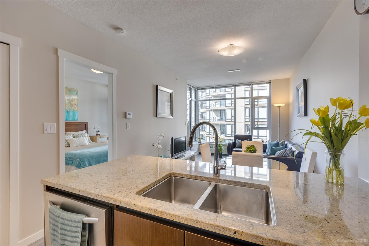 505 135 W 2ND STREET - Lower Lonsdale Apartment/Condo for sale, 1 Bedroom (R2410520) - #5