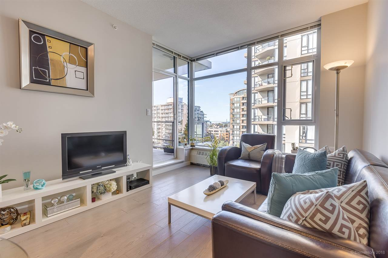 505 135 W 2ND STREET - Lower Lonsdale Apartment/Condo for sale, 1 Bedroom (R2410520) - #8