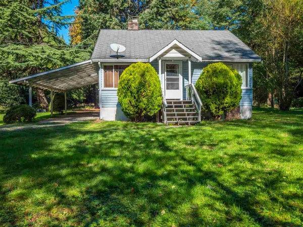 758 HENRY ROAD - Gibsons & Area House with Acreage for sale, 2 Bedrooms (R2412019)