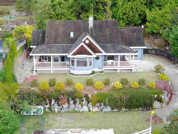4789 SINCLAIR BAY ROAD - Pender Harbour Egmont House/Single Family for sale, 3 Bedrooms (R2414007)