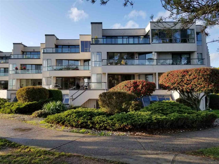 111 5477 WHARF AVENUE - Sechelt District Apartment/Condo for sale, 1 Bedroom (R2414645)
