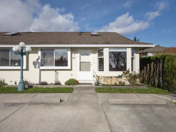 22 767 NORTH ROAD - Gibsons & Area Townhouse for sale, 1 Bedroom (R2415333)