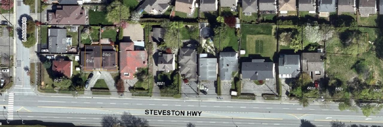 5471 STEVESTON HIGHWAY - Steveston North House/Single Family for sale, 3 Bedrooms (R2415900)
