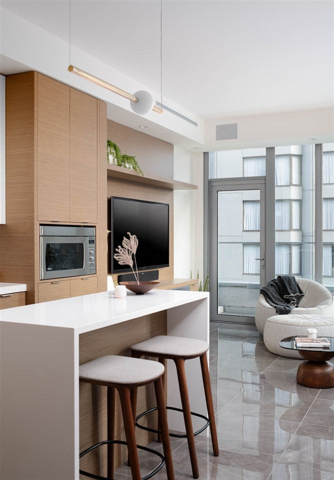 1404 667 HOWE STREET - Downtown VW Apartment/Condo for sale, 1 Bedroom (R2416830) - #10