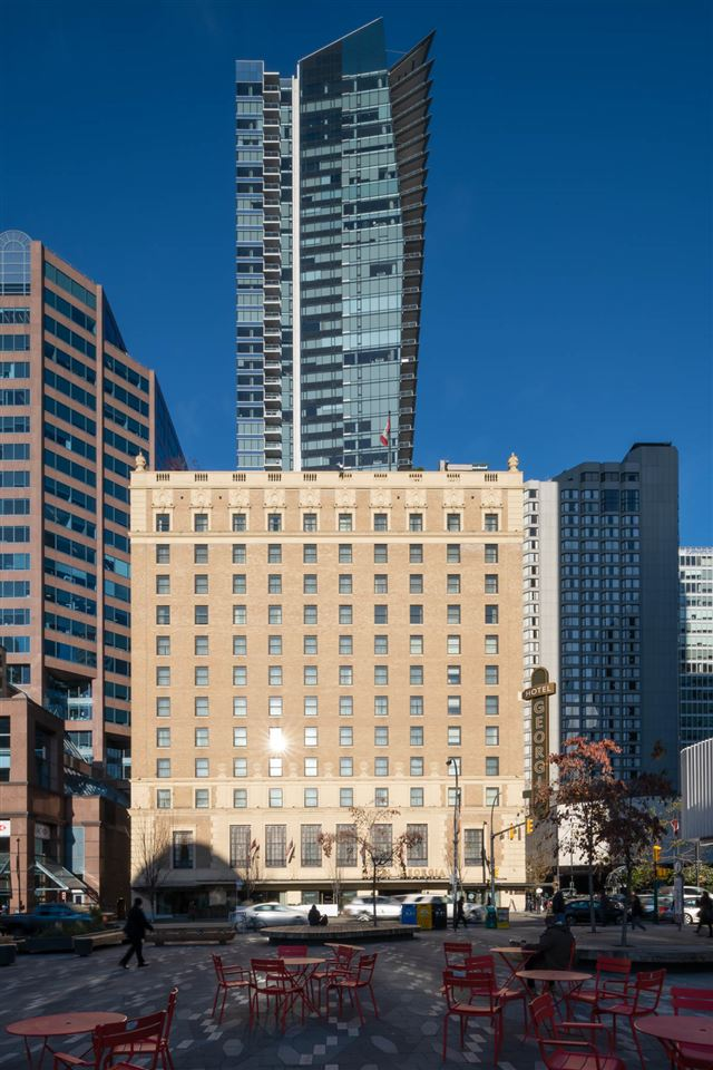 1404 667 HOWE STREET - Downtown VW Apartment/Condo for sale, 1 Bedroom (R2416830) - #18