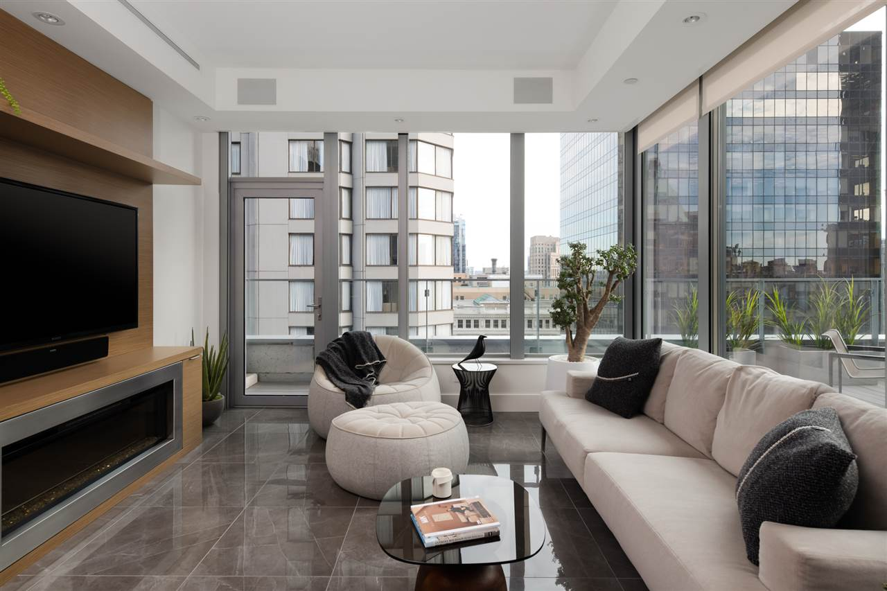 1404 667 HOWE STREET - Downtown VW Apartment/Condo for sale, 1 Bedroom (R2416830) - #3