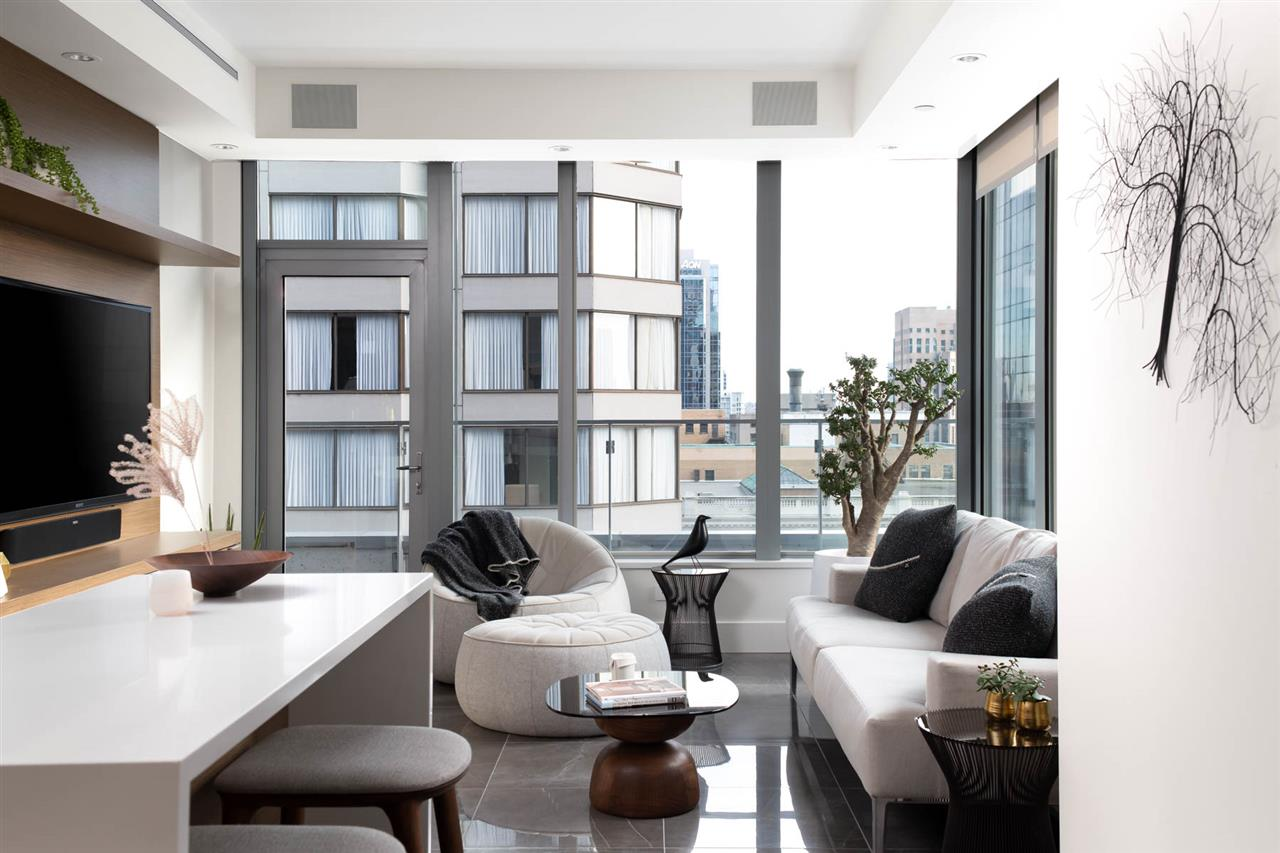 1404 667 HOWE STREET - Downtown VW Apartment/Condo for sale, 1 Bedroom (R2416830) - #4