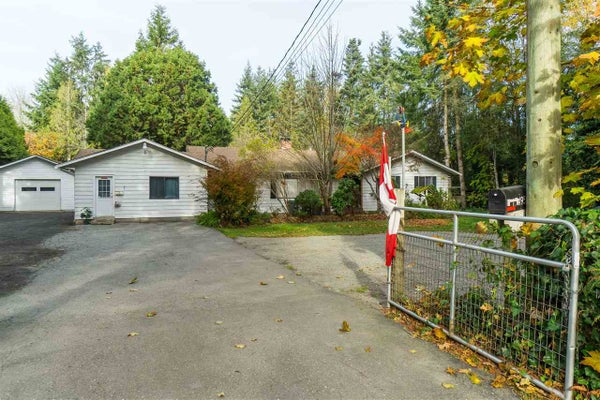 17495 24 AVENUE - Grandview Surrey House with Acreage for sale, 3 Bedrooms (R2417487)