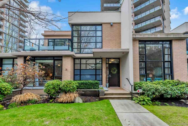 6190 WILSON AVENUE - Metrotown Townhouse for sale, 3 Bedrooms (R2417614)