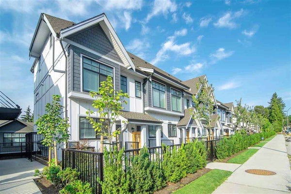 5 5132 CANADA WAY - Burnaby Lake Townhouse for sale, 3 Bedrooms (R2417874)