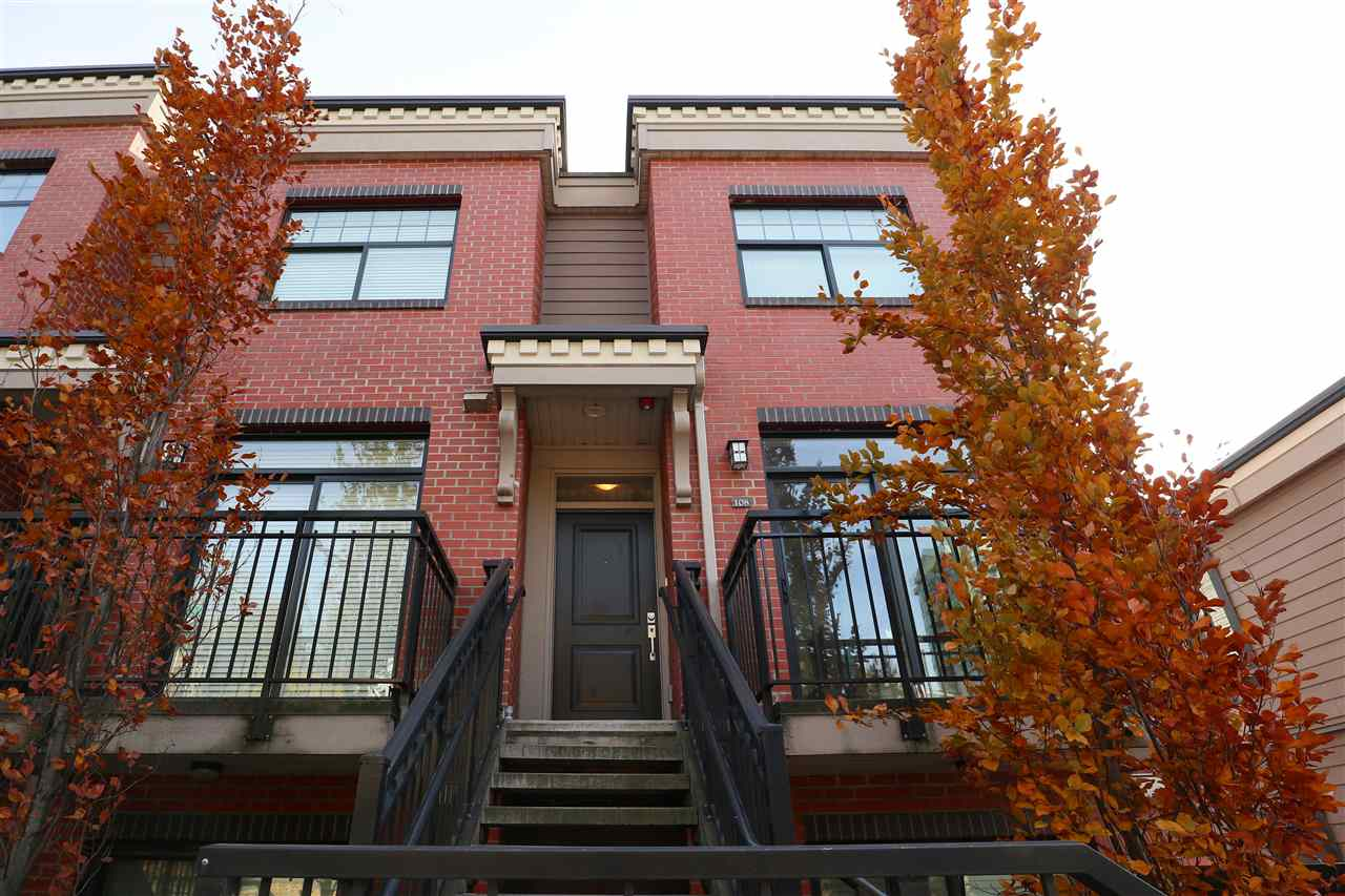 108 828 ROYAL AVENUE - Downtown NW Townhouse for sale, 2 Bedrooms (R2418154) - #16
