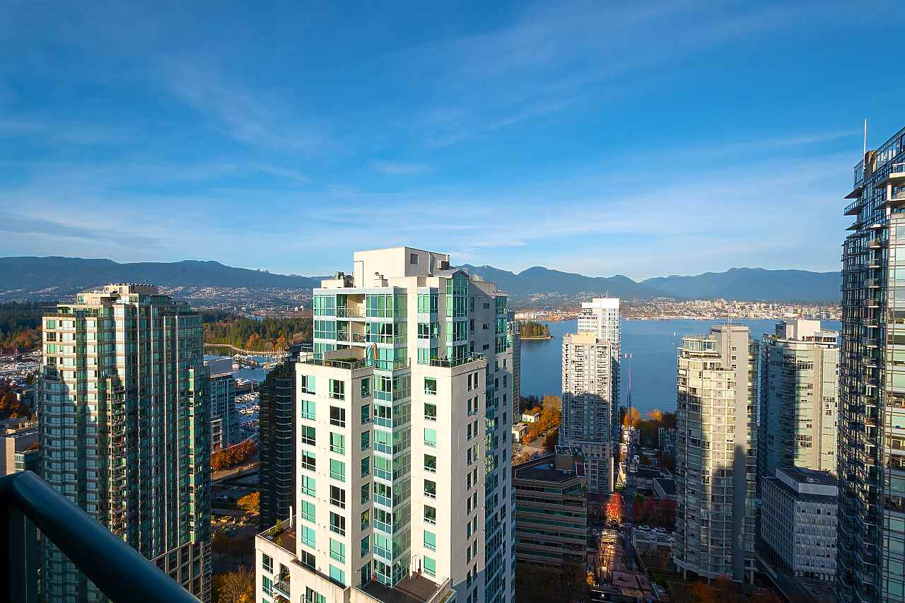 3008 1239 W GEORGIA STREET - Coal Harbour Apartment/Condo for sale, 3 Bedrooms (R2418715) - #5