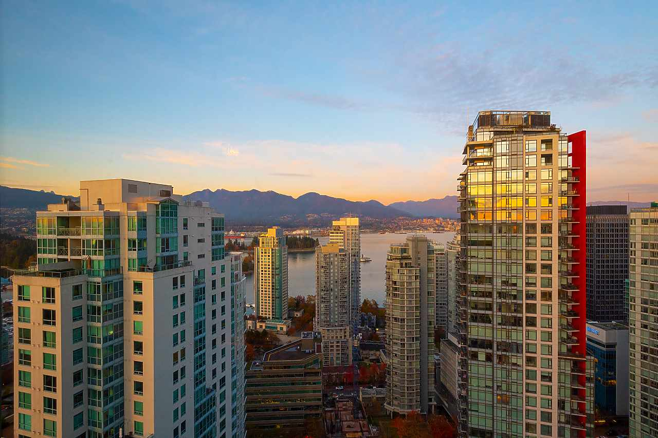 3008 1239 W GEORGIA STREET - Coal Harbour Apartment/Condo for sale, 3 Bedrooms (R2418715) - #6