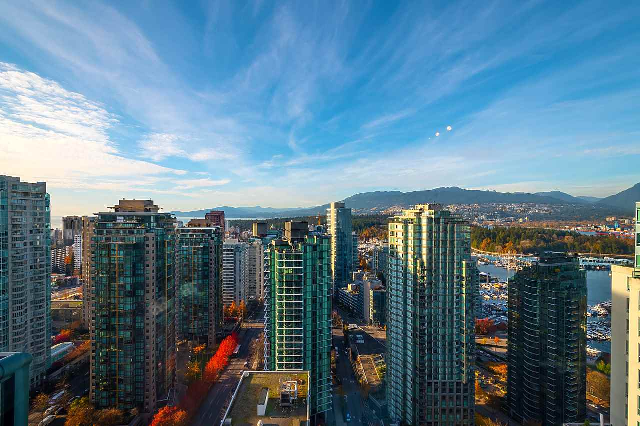 3008 1239 W GEORGIA STREET - Coal Harbour Apartment/Condo for sale, 3 Bedrooms (R2418715) - #7