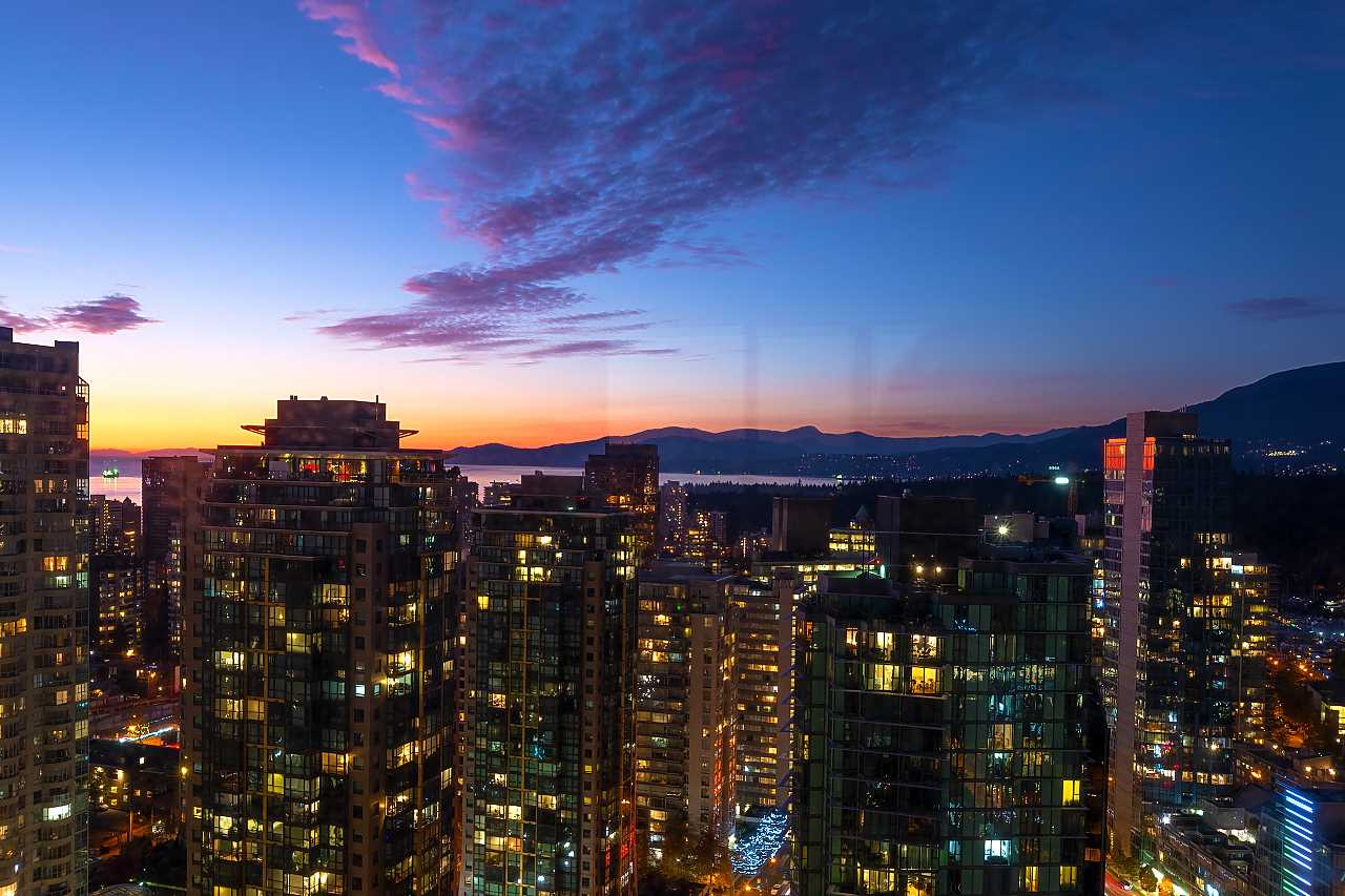 3008 1239 W GEORGIA STREET - Coal Harbour Apartment/Condo for sale, 3 Bedrooms (R2418715) - #9