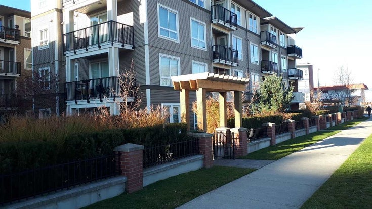 108 12040 222 STREET - West Central Apartment/Condo for sale, 1 Bedroom (R2420648)