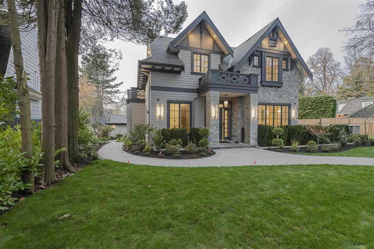 4537 BEVERLY CRESCENT - Shaughnessy House/Single Family for sale, 7 Bedrooms (R2421511) - #20