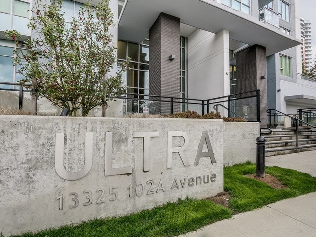 907 13325 102A AVENUE - Whalley Apartment/Condo for sale, 1 Bedroom (R2422288)