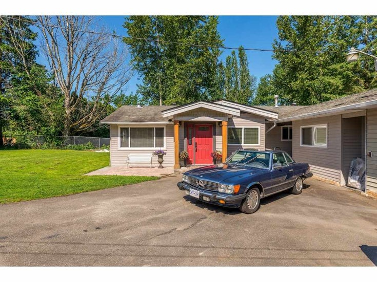 23685 OLD YALE ROAD - Campbell Valley House/Single Family for sale, 5 Bedrooms (R2422795)