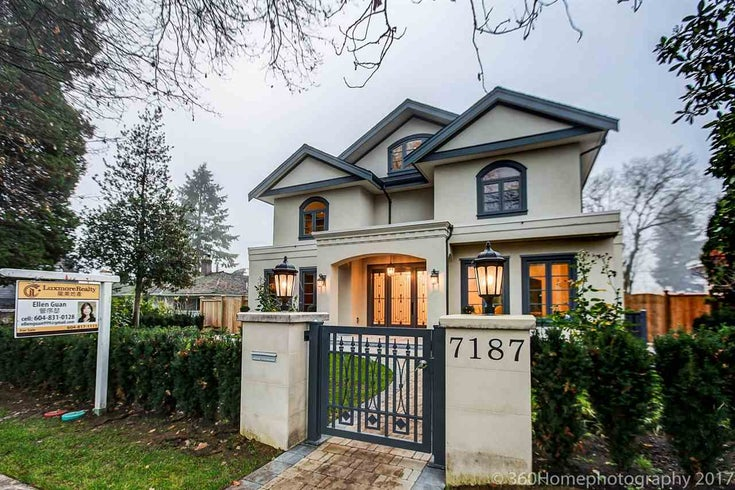 7187 CYPRESS STREET - Kerrisdale House/Single Family for sale, 6 Bedrooms (R2423179)