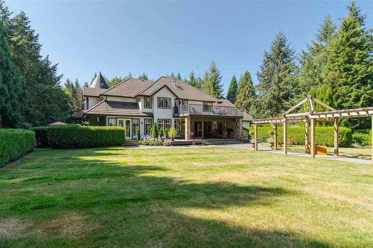26261 64B AVENUE - County Line Glen Valley House with Acreage for sale, 4 Bedrooms (R2423827)