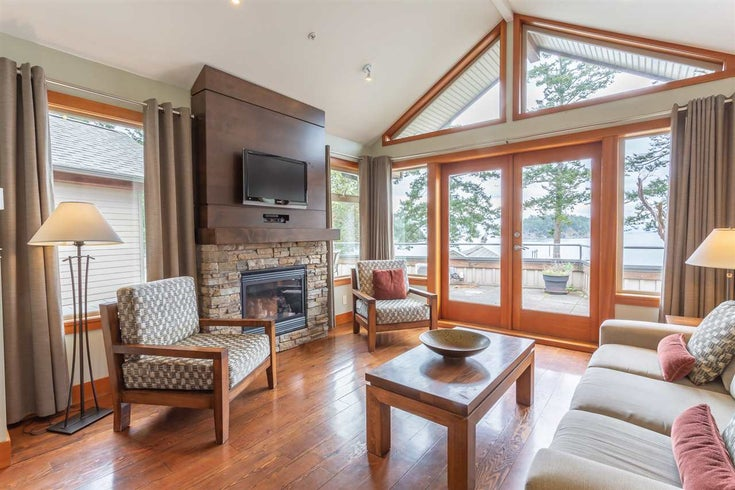 103C 494 ARBUTUS DRIVE - Mayne Island Recreational for sale, 1 Bedroom (R2423903)