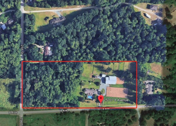 25707 8 AVENUE - Otter District House with Acreage for sale, 3 Bedrooms (R2424138)