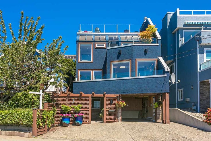 15169 VICTORIA AVENUE - White Rock House/Single Family for sale, 2 Bedrooms (R2424186)