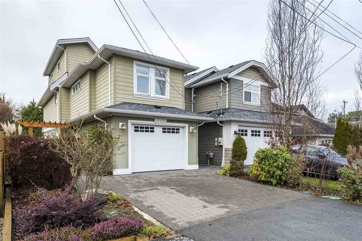 11155 6TH AVENUE - Steveston Village House/Single Family for sale, 4 Bedrooms (R2424318)