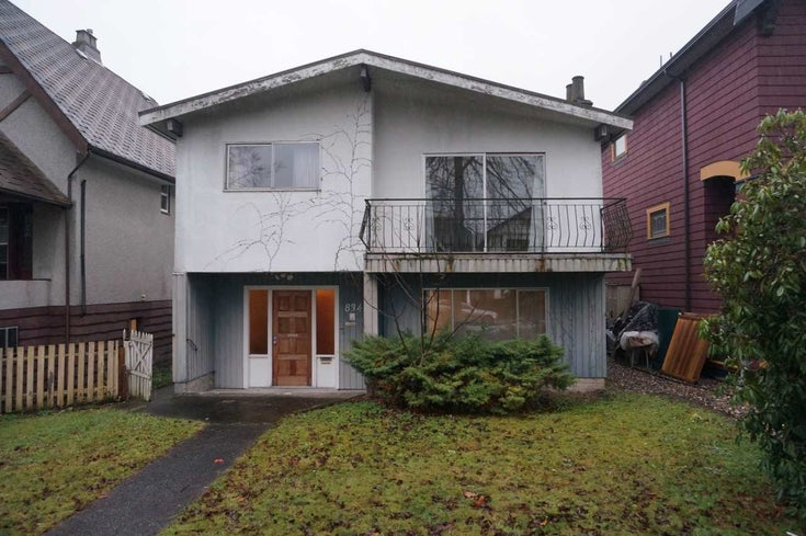 834 W 18TH AVENUE - Cambie House/Single Family for sale, 5 Bedrooms (R2424422)