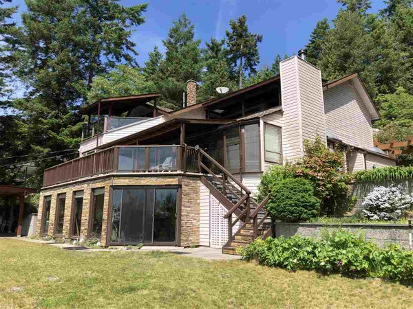 4743 HOTEL LAKE ROAD - Pender Harbour Egmont House/Single Family for sale, 3 Bedrooms (R2424554)