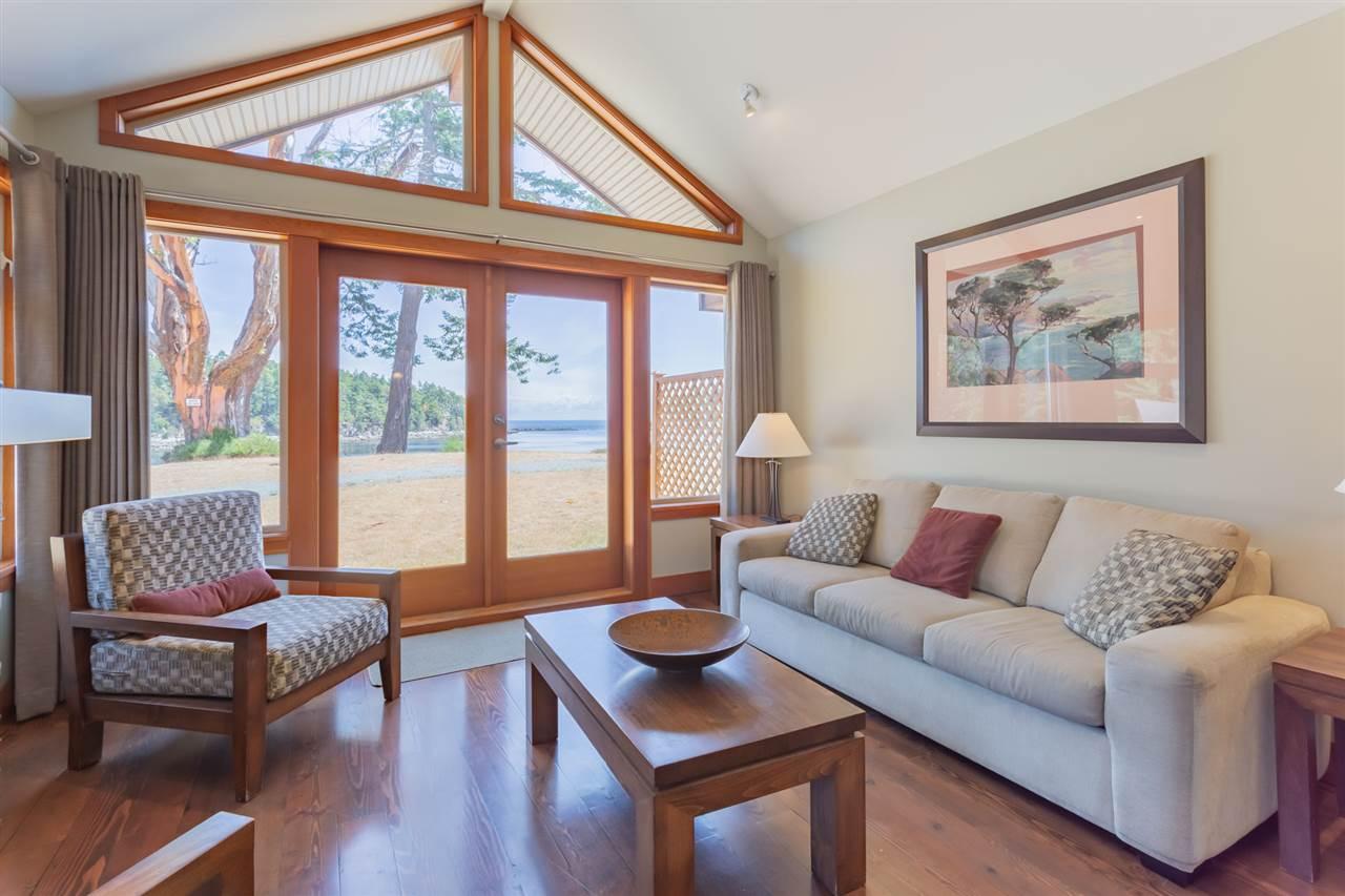 110B 494 ARBUTUS DRIVE - Mayne Island Recreational for sale, 1 Bedroom (R2424974)