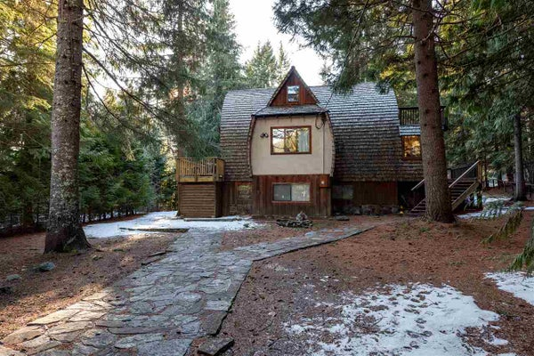 8248 WOODLAND PLACE - Alpine Meadows House/Single Family for sale, 5 Bedrooms (R2425173)