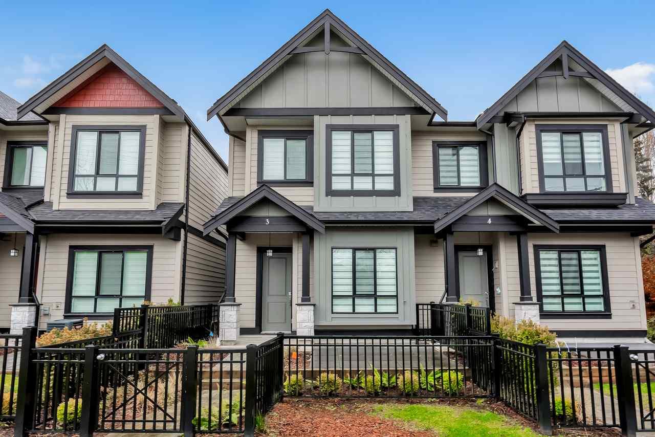 3 7388 RAILWAY AVENUE - Granville Townhouse for sale, 3 Bedrooms (R2425776)