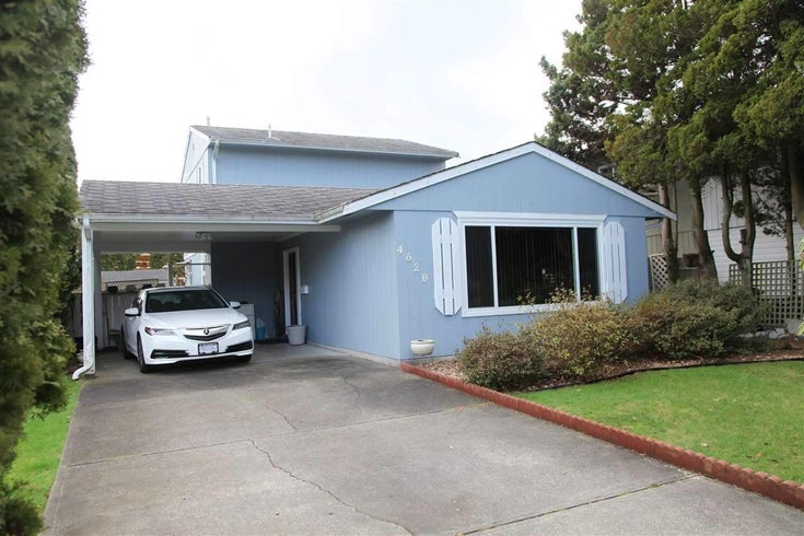 4620 WINDJAMMER DRIVE - Steveston South House/Single Family for sale, 3 Bedrooms (R2425886)