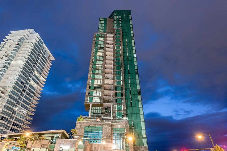 1702 277 THURLOW STREET - Coal Harbour Apartment/Condo for sale, 3 Bedrooms (R2426980)