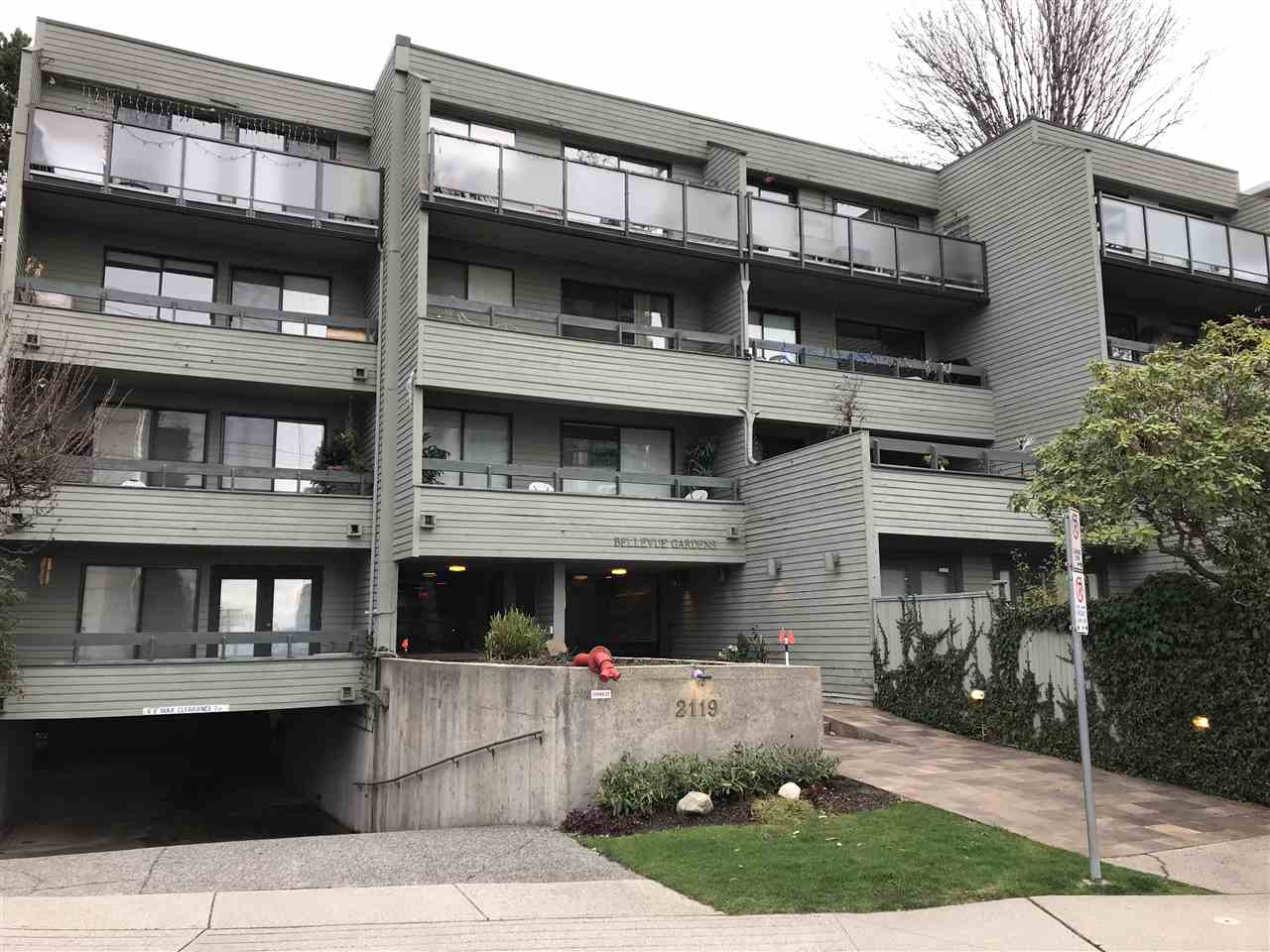 308 2119 BELLEVUE AVENUE - Dundarave Apartment/Condo for sale, 1 Bedroom (R2427230) - #1