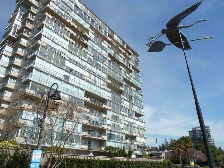 905 150 24TH STREET - Dundarave Apartment/Condo for sale, 1 Bedroom (R2427493)