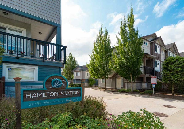 14 22788 WESTMINSTER HIGHWAY - Hamilton RI Townhouse for sale, 2 Bedrooms (R2428081)