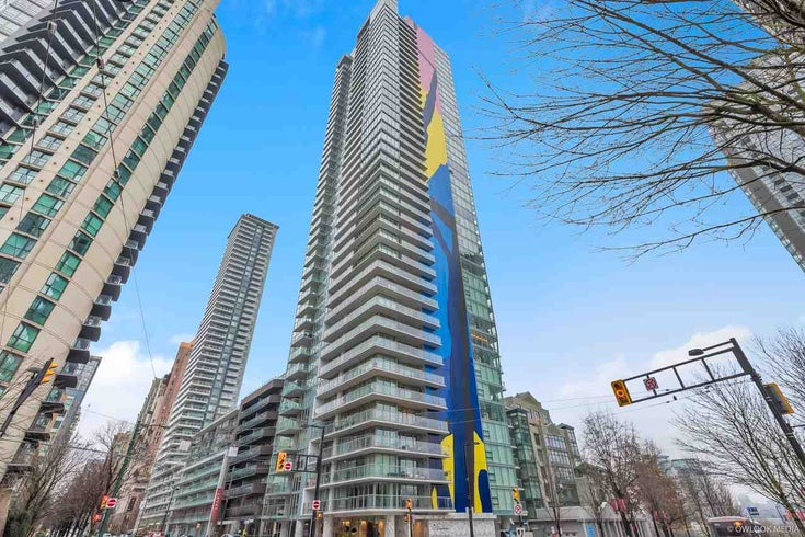 201 499 PACIFIC STREET - Yaletown Apartment/Condo for sale, 2 Bedrooms (R2428456)