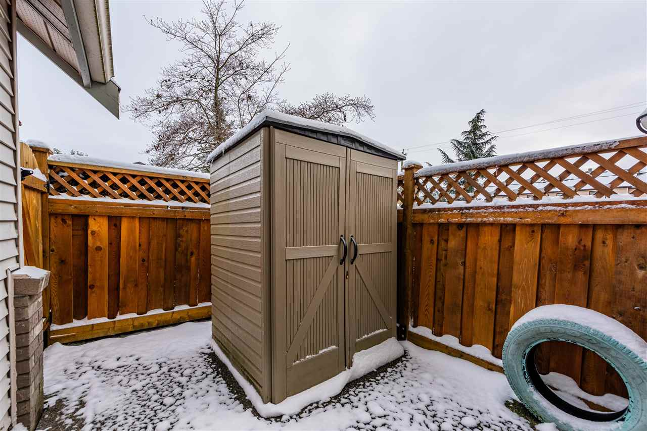16 2378 RINDALL AVENUE - Central Pt Coquitlam Townhouse for sale, 2 Bedrooms (R2428519) - #16