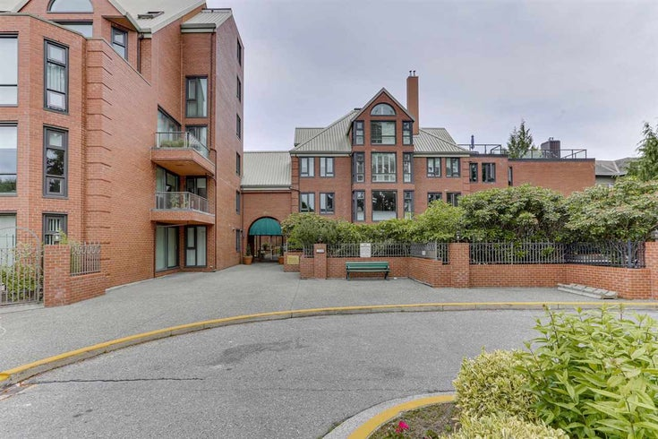 607 1350 VIEW CRESCENT - Beach Grove Apartment/Condo for sale, 2 Bedrooms (R2429429)