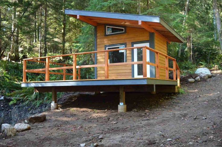 LOT 65 WEST BAY ROAD - Gambier Island  for sale(R2429576)