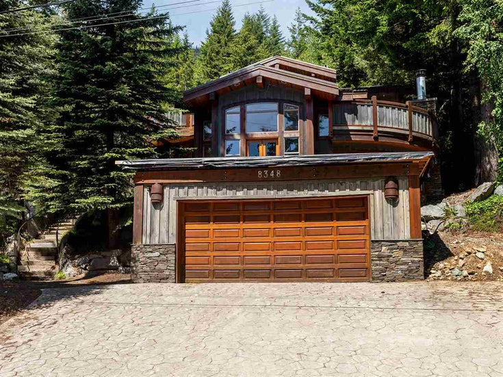 8348 MOUNTAIN VIEW DRIVE - Alpine Meadows House/Single Family for sale, 5 Bedrooms (R2429625)