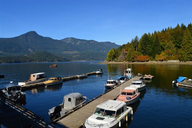 LOT 86 WEST BAY ROAD - Gambier Island  for sale(R2429732)