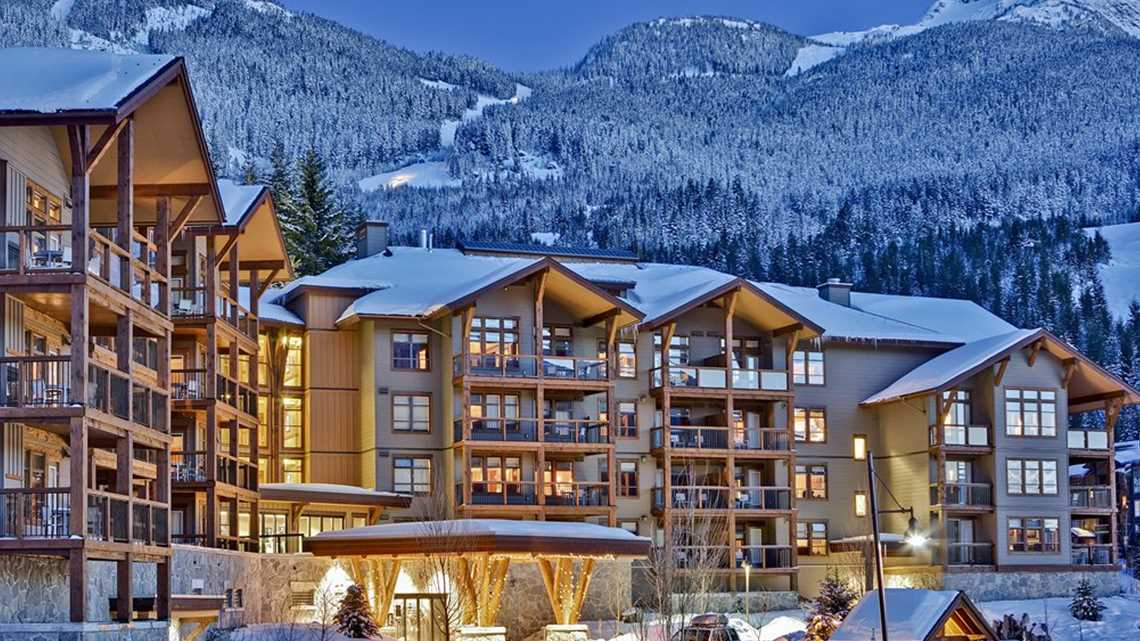 107A 2020 LONDON LANE - Whistler Creek Apartment/Condo for sale, 1 Bedroom (R2429788)