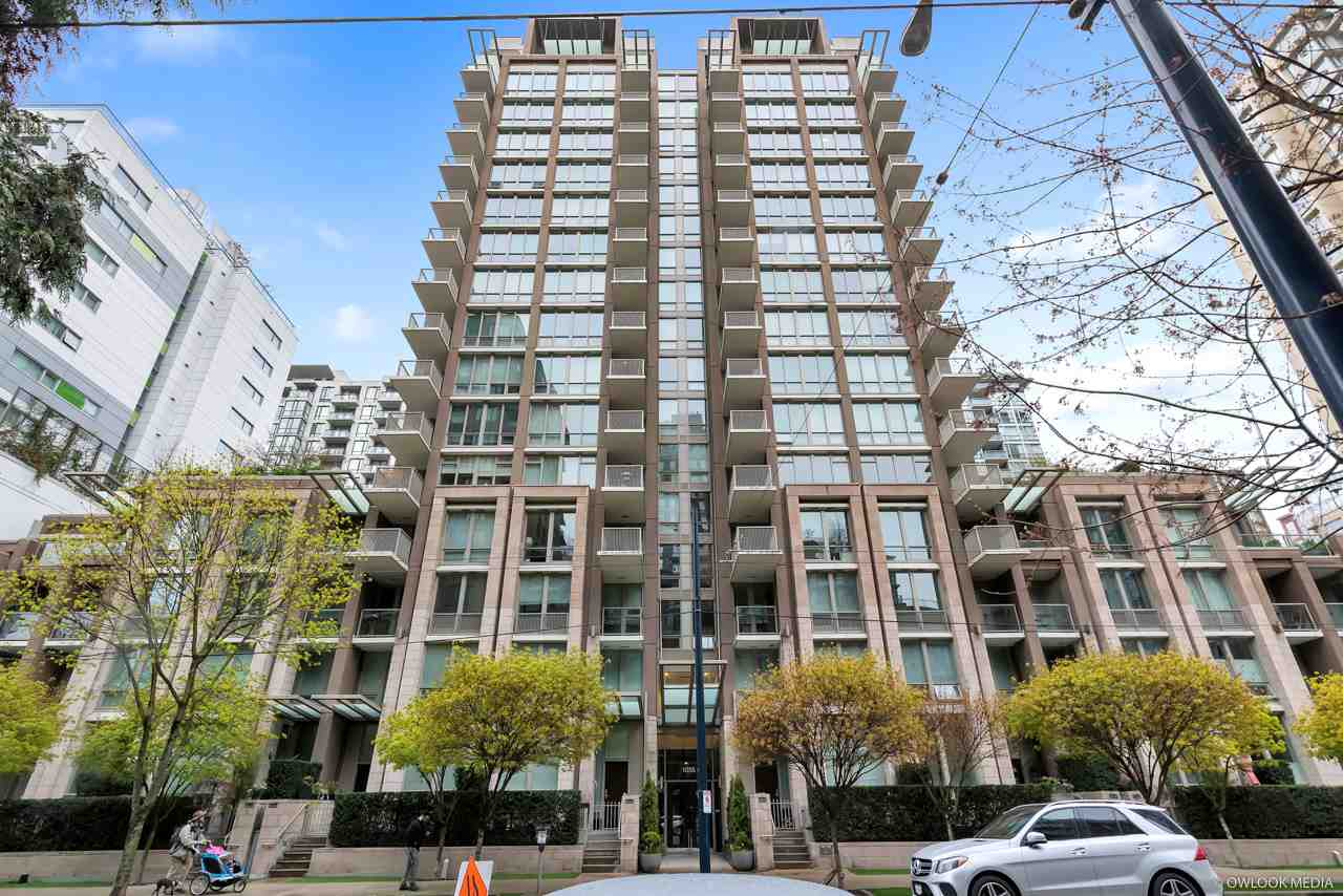 1805 1055 RICHARDS STREET - Downtown VW Apartment/Condo for sale, 1 Bedroom (R2430011) - #1