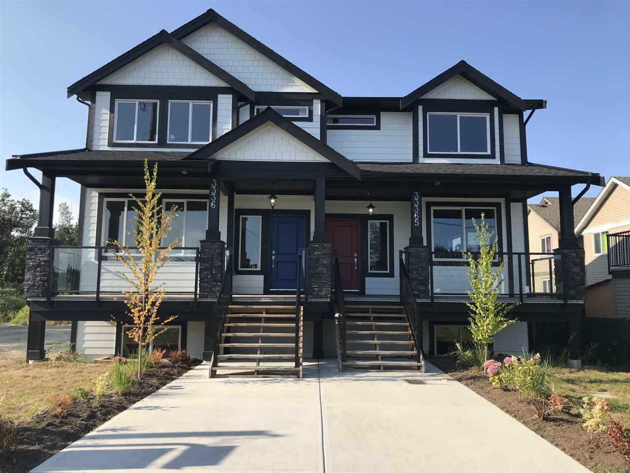 A 33365 5TH AVENUE - Mission BC 1/2 Duplex for sale, 3 Bedrooms (R2430022) - #1
